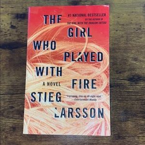3 for $25 | Book | The Girl Who Played With Fire